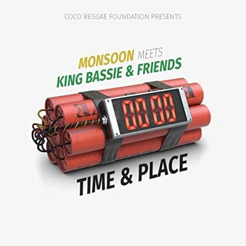 King Bassie feat. Monsoon