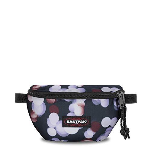 Eastpak Springer, Marsupio portasoldi Unisex, 23 cm, 2 L, Multicolore (Blurred Dots)