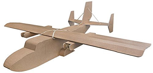 Graupner ft4102 – Flite Test Avion de Transport la Guinée Pig, Swapp Durable Series