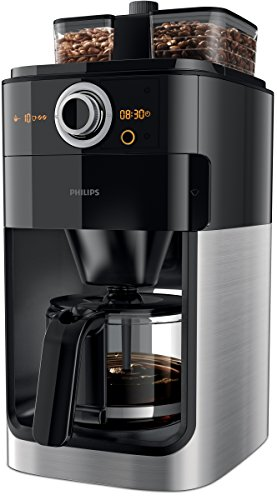 Philips Grind & Brew HD7766 - Cafetera (Independiente, Drip coffee maker,...