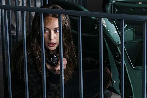 Fear The Walking Dead Alicia Clark Alycia Debnam Carey Poster auf Seide/Siebdrucke/Tapete/Wanddekoration 314651555