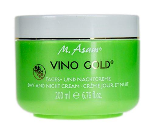 M. Asam Vino Gold Tag- und Nachtcreme, 200 ml