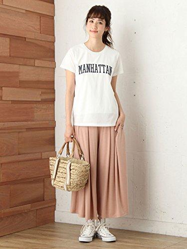 ANGELIEBE(エンジェリーベ)『産後授乳服ロゴTシャツ(プリント2タイプ)』