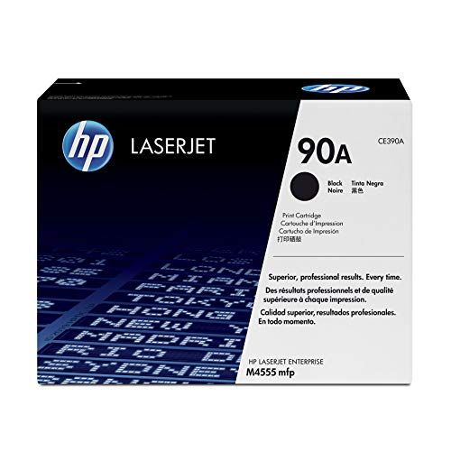 HP 90A | CE390A | Toner Cartridge | Black