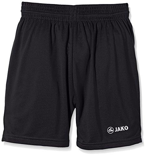 Jako Kinder Sporthose Manchester Shorts, Schwarz, 11-12 Jahre (Herstellergröße: 4)