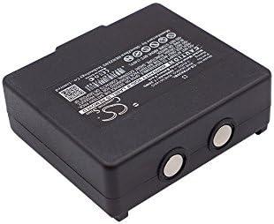2000mAh Replacement Cheap Battery for Hetronic P-63418-95 Nova Potain All items free shipping