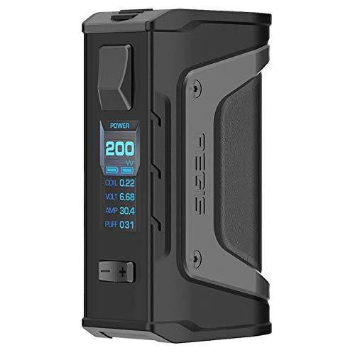 GeekVape Aegis Legend 200W Box Mod Akkuträger Farbe Stealth/Schwarz