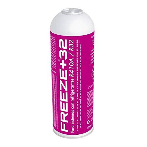 REPORSHOP - Botella Gas Refrigerante Freeze +32 350Gr Organico Sustituto R32/R410A