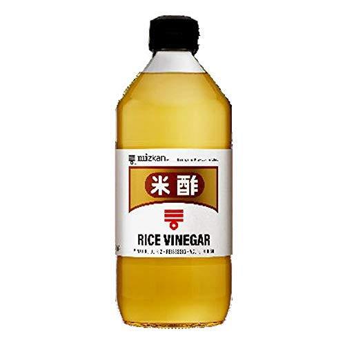 Mizkan - Vinaigre de riz distillé - Produit japonais - 500 ML