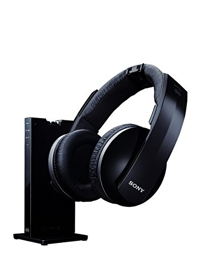 Sony MDRDS6500 Wireless 7.1 Digital Quality Headphones – Black