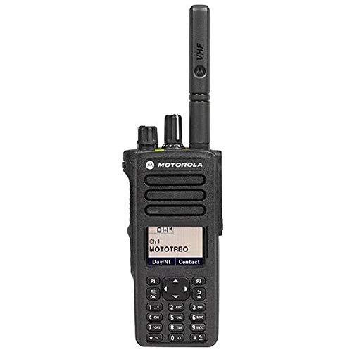 Motorola DP4800e UHF - Comprar Walkie Talkies con Licencia