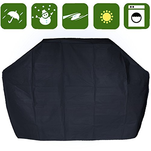 Various Types Waterproof BBQ Cover Gas Charcoal Portable Barbecue Grill Storage WQAB (145x61x117cm WQ5AB)