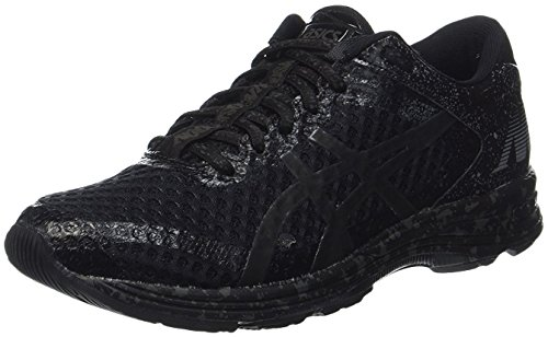 Asics Gel-Noosa Tri 11, Zapatillas de Entrenamiento Mujer, Multicolor (Black/Black/Charcoal),