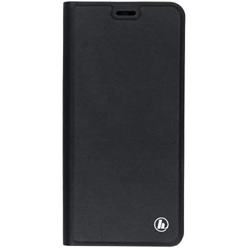 Hama Slim Pro Handy Tasche 16 cm (6.3 Zoll) Folio schwarz - Handyhüllen (Folie, Huawei, Mate 20 lite, 16 cm (6.3 Zoll), schwarz)