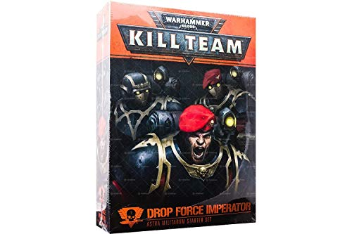 Games Workshop Drop Force Imperator Astra Militarum Starter Set Kill Team Warhammer 40,000