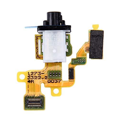 GBHGBHIT Presa for Auricolari + Cavo Flessibile sensore Luce for Sony Xperia Z1 Compact / Z1 Mini / D5503