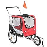 Fahrradanhänger Kinderwagenwagen Hundewagen...