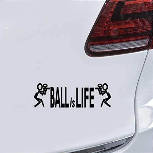 Adesivi Personalizzati Per Auto 22.9Cmx7.3Cm Paintball Is Life Sticker Decal Car Truck Sticker Paint Ball Car Sticker s per autoadesivo della finestra del computer portatile per auto