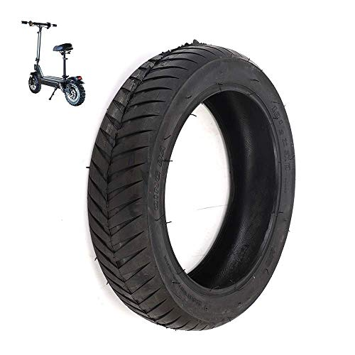 DLILI Neumáticos para patinetes eléctricos, neumáticos inflables Antideslizantes y Resistentes al Desgaste de 12 1 / 2x3.0, Accesorios de neumáticos para neumáticos Interiores y Exteriores para pa