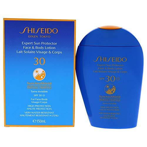 Shiseido Expert Sun Protector Lotion SPF 30 Sonnenlotion, 150 ml