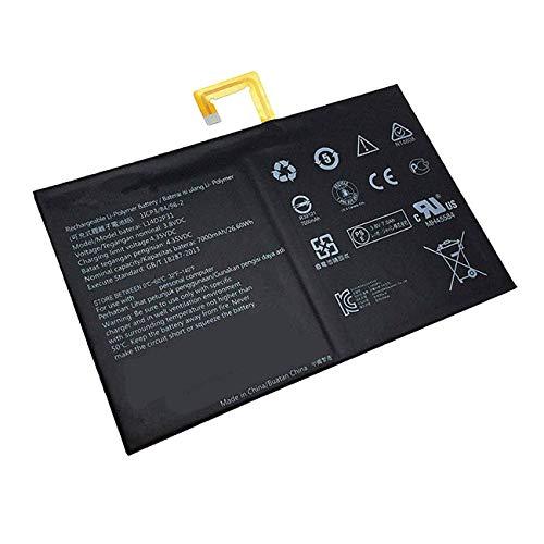 Backupower - Batería de repuesto para portátil Lenovo Tab 2 A7600-F A10-70F Tab2 A10-70 A10-70L (3,8 V, 7000 mAh, 26,6 Wh)