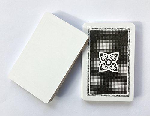 Blanco speelkaarten (100 stuks)