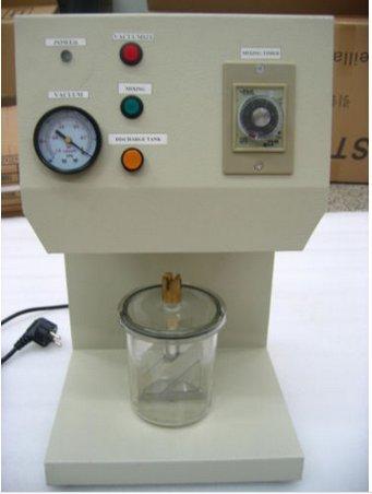 Mezclador de vacío dental equipo de laboratorio dental 110V o 220V