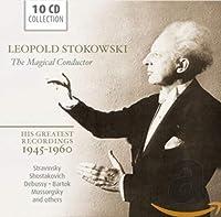 Leopold Stokowski/ The Magical Conductor