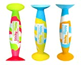 Sticky Flippy Water Bottle Flipping Concept, Motor Skill Development Tool, Soft Flexible Silicone,...