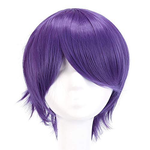 Top 15 dark purple wig short for 2020