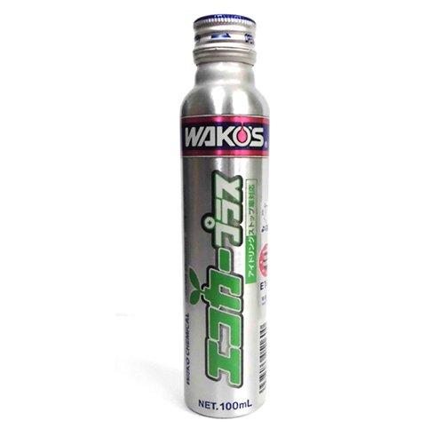 WAKOS E160 エコカープラス オイル添加剤 100ml