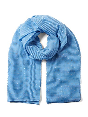TOM TAILOR Damen 1008108 Trilby, Blau (Sea Blue 15497), ONESIZE