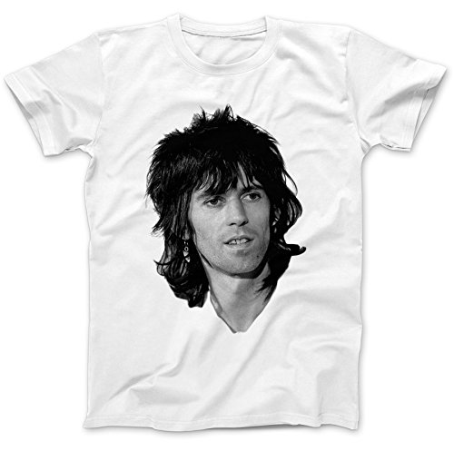 As Worn by Patti Smith Keith T-Shirt
