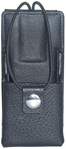 Replacement for Credence Motorola NTN7395 Two Leather online shopping Radio Cas Way Carry