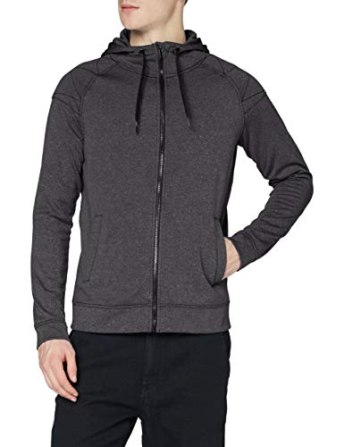Stedman Apparel Active Performance Jacket/ST5830 Sweat-Shirt, Gris-Grey (Asphalt), X-Large Homme