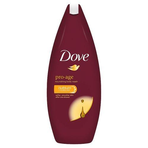 Dove Dusche Pro Age (250ml Flasche)