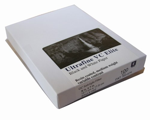 Ultrafine VC ELITE Pearl Variable Contrast RC Paper 5 x 7/100 Sheets