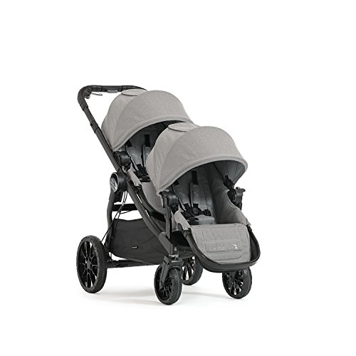 Baby Jogger City Select LUX Double Stroller | Includes Second...