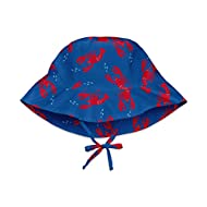 i play. Bucket Sun Protection Hat | All-day sun protection for head, neck, & eyes | Adjustable size, UPF 50+ protection, Quick-dry, Comfortable wicking liner