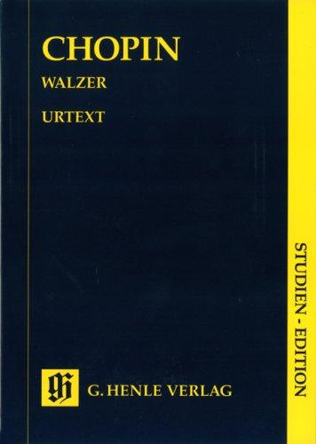 Walzer. Klavier