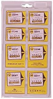 Scott or Prinz VALUE PACK CLEAR Stamp Mounts SCOTT # 966C -- 320 MOUNTS