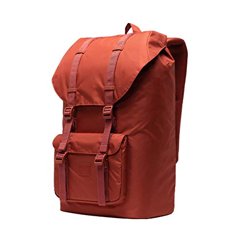 Herschel Little America Light Rucksack rot, OS
