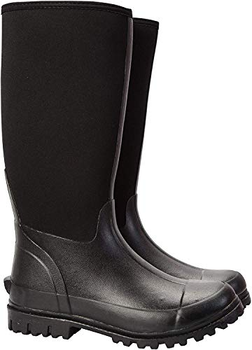 Mountain Warehouse Neoprene Mucker Casual Men's Wellies