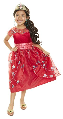 Elena of Avalor Red Royal Ball Gown