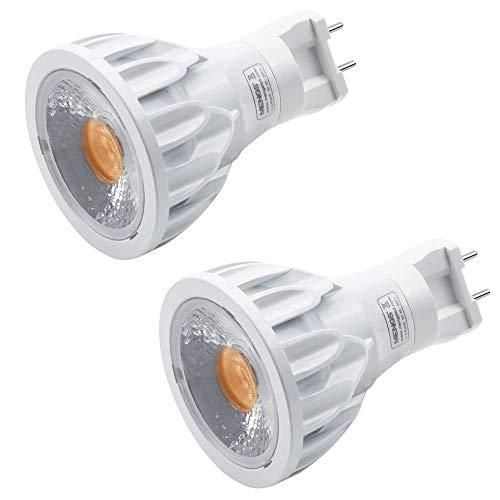 MENGS 2 Stück PAR20 LED Reflektorspot G12 Leuchtmittel Brine 12W LED Spot Licht 1200 Lumen Ersatz 96W Halogenlampen Warmweiß 3000K 24 ° Abstrahlwinkel AC 85-265V