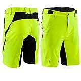 SILVINI Men's Mountain Bike Shorts Elvo Lightweight & Durable for...