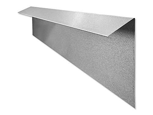 Lust Ideen aus Blech Typ 02 VDA Alu Zink 10er Set Ergänzung 10 x 1,0 m Schneckenzaun Weitere Auswahlmöglichkeiten