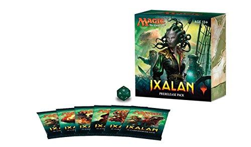 Magic The Gathering MTG Ixalan Pre-Release Pack - English