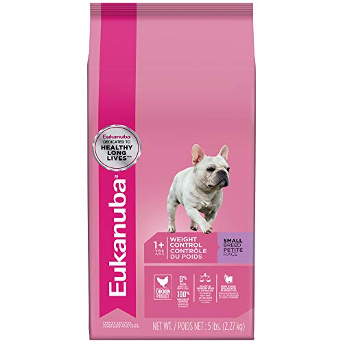 Eukanuba Adult Small Breed Weight Control Dog Food...