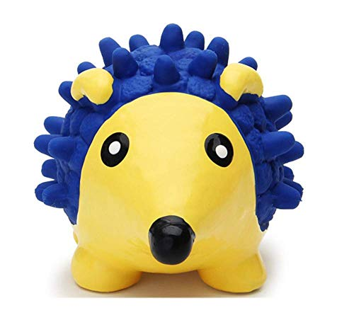 Juguetes interactivos para perros para aburrimiento Squeaky Balls para perros saltando activación bola no tóxica resistente a la mordedura bola de juguete para mascotas perros cachorro gato